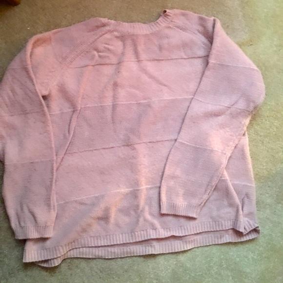 Dusty pink, Joe Fresh sweater